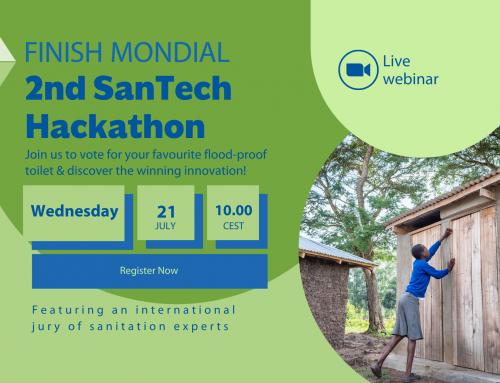 Top 5 Finalists Announced! FINISH Mondial 2nd SanTech Hackathon